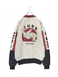【USED】<br>''JUDO'' LEATHER JACKET