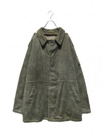 【USED】<br>80's POLISH ARMY<br>''LEOPARD CAMOUFLAGE'' FIELD JACKET