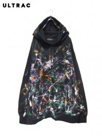 【ULTRAC】<br>5XL PAINT BIG PARKA (A)