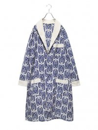 【USED】<br>ARABESQUE PATTERN LONG GOWN