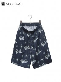 30%OFF 【NOiSE CRAFT】<br>Enemy Kung-Fu SHORTS