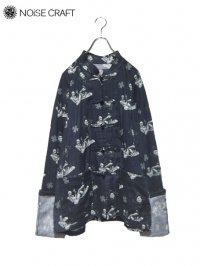 【NOiSE CRAFT】<br>Enemy Kung-Fu SHIRT