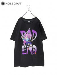 【NOiSE CRAFT】<br>BAD END Tee