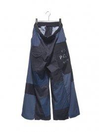 【USED CUSTOM】<br>Ralph Lauren RECONSTRUCT CUSTOM WIDE PANTS