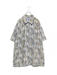 【USED】<br>GEOMETRIC PATTERN SHIRT