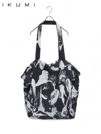 【IKUMI】<br>YOKAI BIG BAG / BLACK