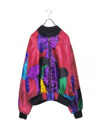 【USED】<br>PICASSO BOMBER BLOUSON