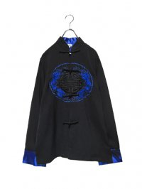 【USED】<br>DRAGON EMBROIDERY CHINA JACKET
