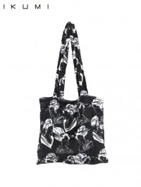 【IKUMI】<br>UKIYOE FREECE TOTE BAG