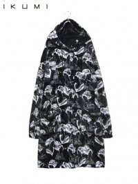 【IKUMI】<br>UKIYOE FREECE COAT