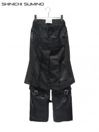 【SHINICHI SUMINO】<br>BONDAGE PANTS