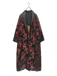 【USED】<br>EMBROIDERY REVERSIBLE CHINA GOWN