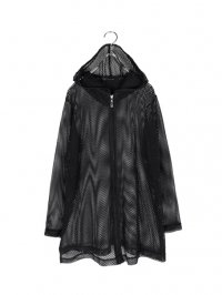 【USED】<br>MESH ZIP UP PARKA