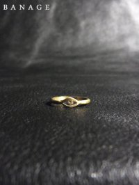 【BANAGE】<br>minimum RING / BRASS