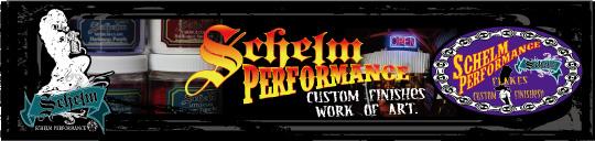 Schelm Performance シェルムパフォーマンス・シェルムフレーク 塗装用フレーク