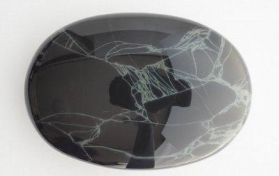 スパイダーズ ウェブ オブシディアン Spider's Web Obsidian