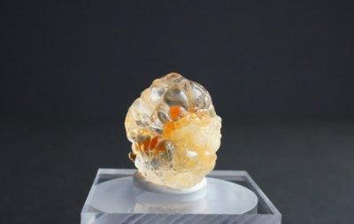 ハイアライト オパール Hyalite Opal