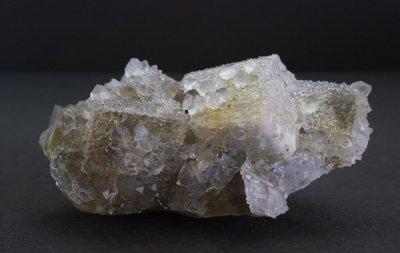 フローライト/カルサイト  Fluorite/Calcite