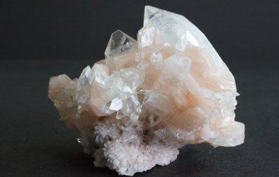 スティルバイト/アポフィライト Stilbite/Apophylite