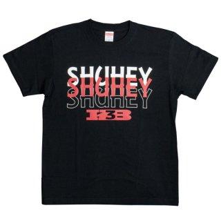 【玖村修平】3ラインロゴTシャツ