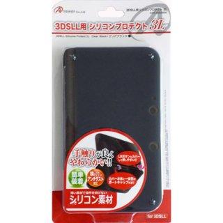 3DSLL用シリコンプロテクト3L