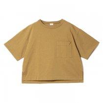 <img class='new_mark_img1' src='https://img.shop-pro.jp/img/new/icons5.gif' style='border:none;display:inline;margin:0px;padding:0px;width:auto;' />アメリカンファブリック ワイド半袖ポケットTシャツ