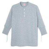 【定番商品】#950 ヘンリーネック 7分袖Tシャツ