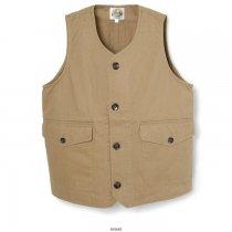 CLASS-5(クラスファイブ) / Field Vest(フィールドベスト)
