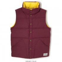 CLASS-5(クラスファイブ) / Reversible Down Vest(リバーシブルダウンベスト)