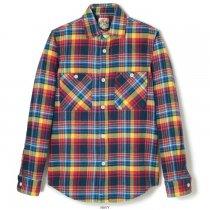 CLASS-5(クラスファイブ) / Check Flannel Shirt(チェックフランネルシャツ)