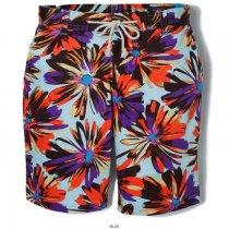 CLASS-5(クラスファイブ) / Flower Print Surf Shorts(フラワープリントサーフショーツ)