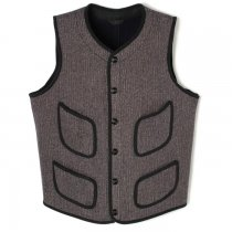 Brown's BEACH Vest-1