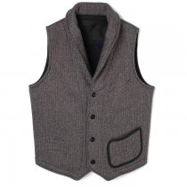 Brown's BEACH Vest-2