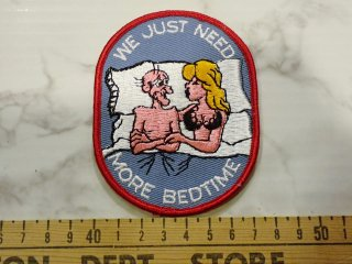 vintage patch 1970'S #28 We just need 2000円以上お買い上げで送料無料中!