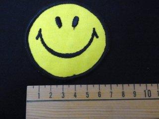 ビンテージ デッドストックワッペン アイテム#50 Smile 1970'S