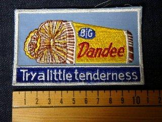 ビンテージ デッドストック アイテム#51 Dandee 只今2000円以上丘上げで送料無料中! 1970'S