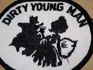 ビンテージ デッドストック アイテム#57 Dirty young man 1970'S ヒッピー