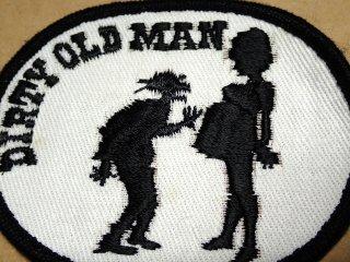 ビンテージ デッドストック アイテム#58 Dirty old man 2000円以上お買い上げで送料無料中! 1970'S