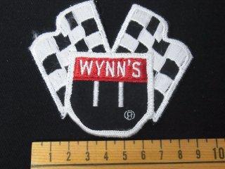 ビンテージ デッドストック ワッペン #192 Wynns 1970'S