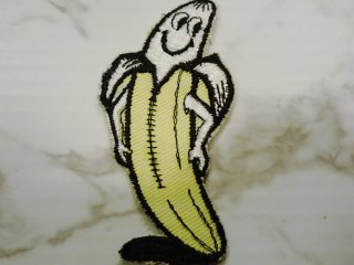 デッドストック ビンテージ ワッペン #223 ムーン 1970'S