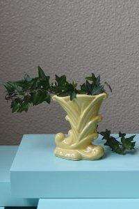 Shawnee cornucopia mini vase / 豊かさの象徴 ミニ花器