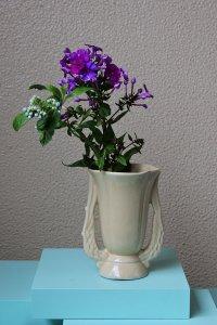Double wing handle vase / ダブル ウィングハンドルの花器
