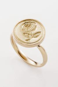 Rose sealing ring