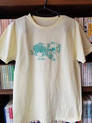 SODA Tシャツ(シャーベットイエロー)