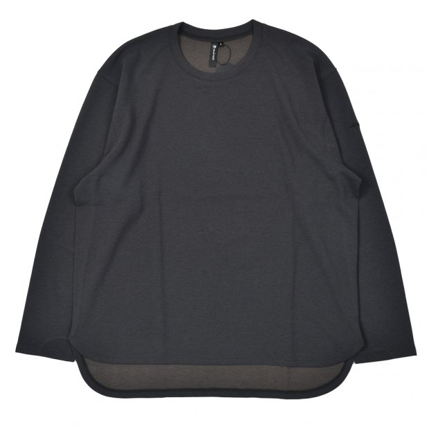 POUTNIK THE URBAN TRAVELER BY TILAK ポートニック ティラック DEL-TEE  L/S BLACK