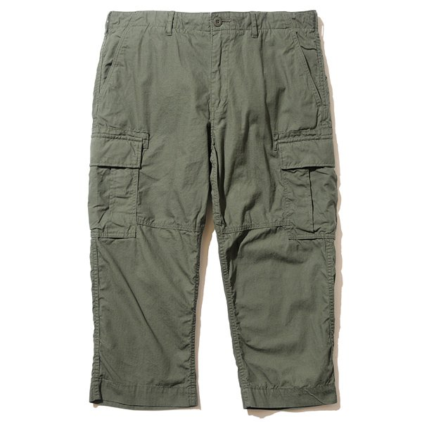BackChannel バックチャンネル CROPPED CARGO PANTS 1
