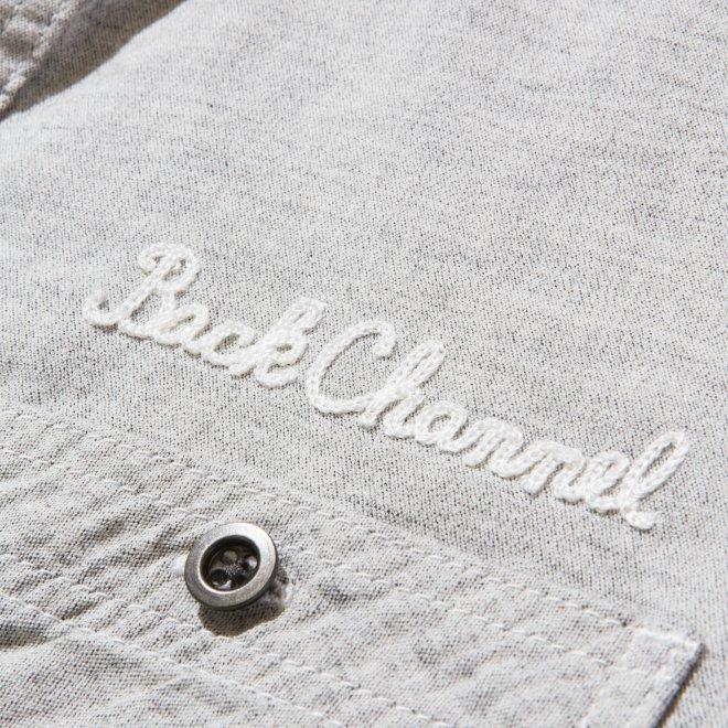 BackChannel バックチャンネル WORK SHIRT