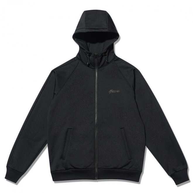BackChannel バックチャンネル JERSEY FULL ZIP PARKA 1