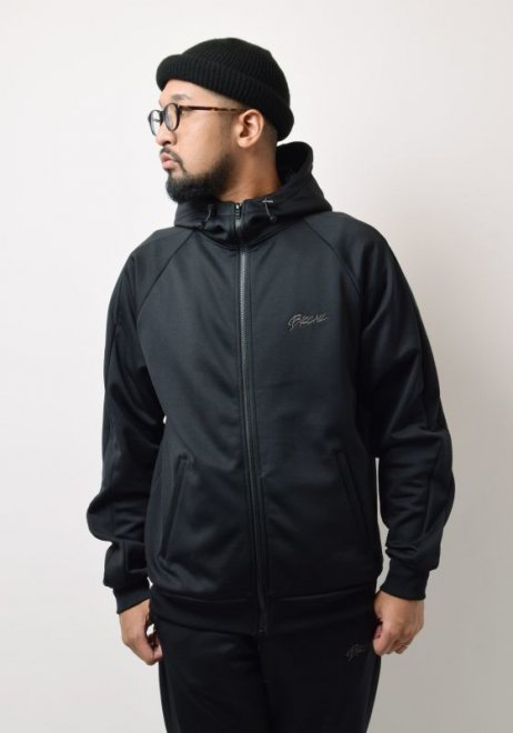 BackChannel バックチャンネル JERSEY FULL ZIP PARKA