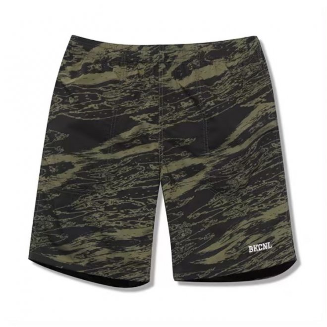 BackChannel バックチャンネル GHOSTLION CAMO OUTDOOR SHORTS